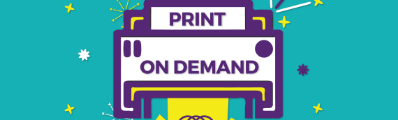 What is print on demand or merch on demand?